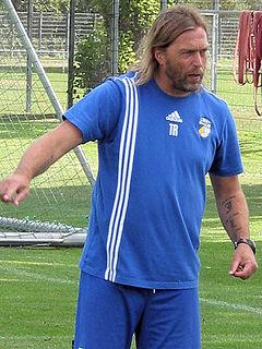René van Eck Dutch footballer and manager