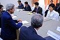 Republic of Korea President Park Speaks With Secretary Kerry (10184568323).jpg