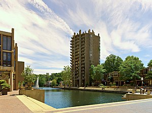 Plaza at Lake Anne in Reston Virginia