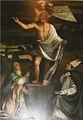 Resurrezione di Cristo tra un vescovo e una religiosa (Romanino) - Chiesa di S. Clemente - Brescia (ph Luca Giarelli).JPG