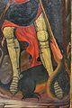 Retaule de Sant Miquel Arcàngel de Jaume Mateu, detall del dimoni, museu de Belles Arts de València.JPG
