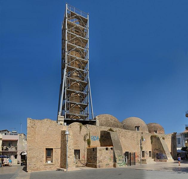 Αρχείο:Rethymno - Neratzes-Moschee1.jpg