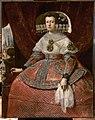 Retrato de la reina Mariana de Austria, possibly by studio of Diego Velázquez.jpg