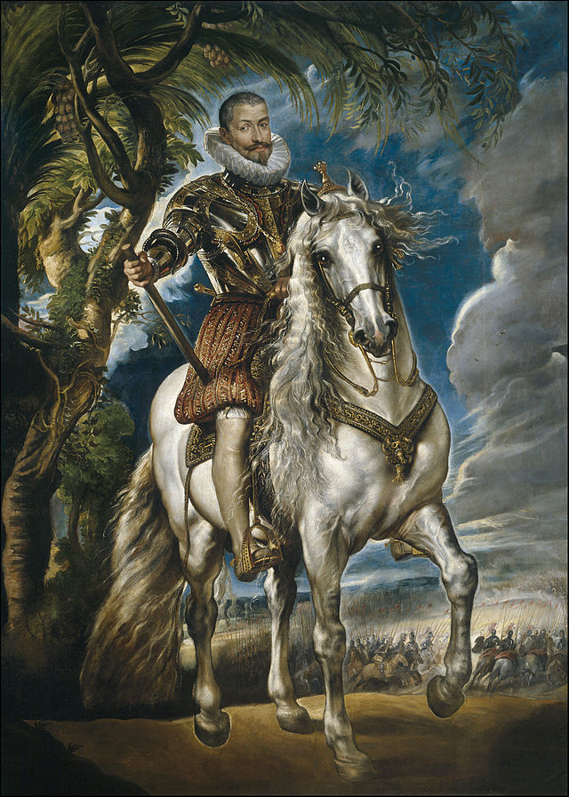 [JUEGO] PERSONAJES HISTÓRICOS - Página 6 640px-Retrato_ecuestre_del_duque_de_Lerma_%28Rubens%29