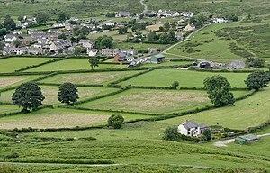 Rhes-y-cae - Image: Rhes y cae geograph.org.uk 1531399