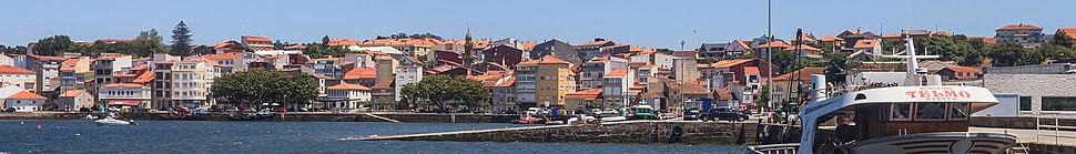 Rianxo banner Galicia