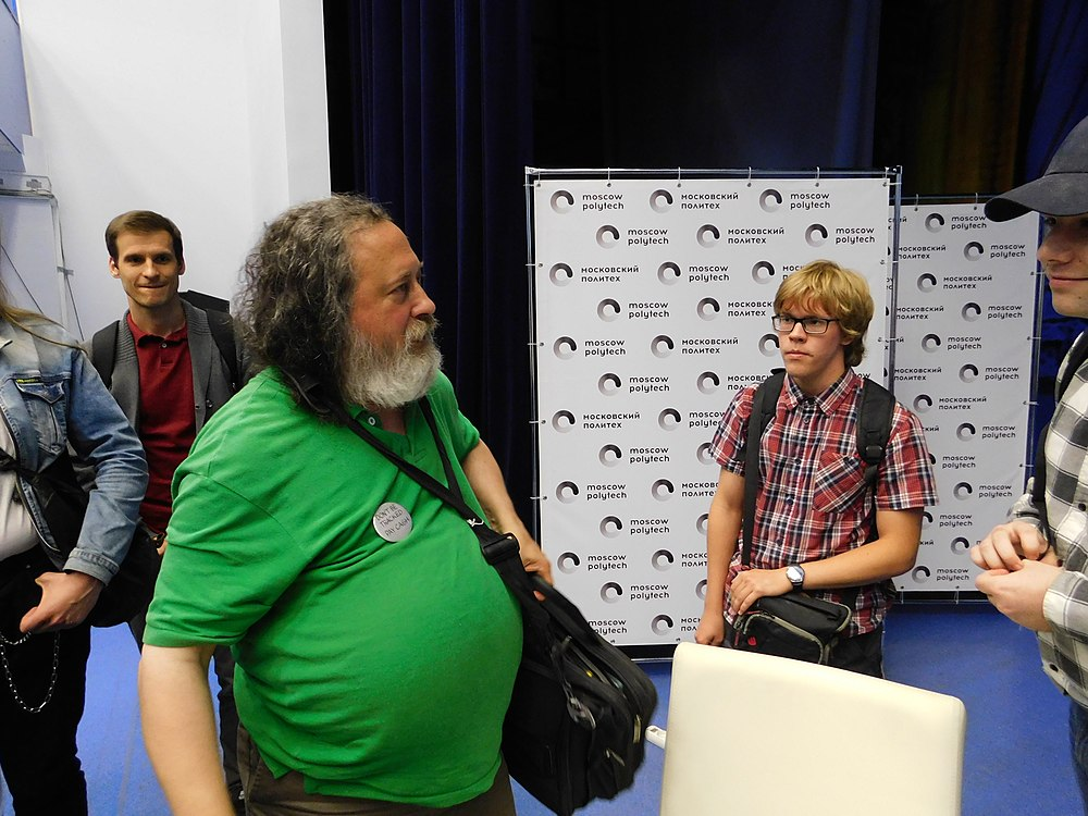 Richard Stallman in Moscow, 2019 179.jpg