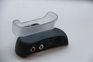 Rio Karma - Docking station, back