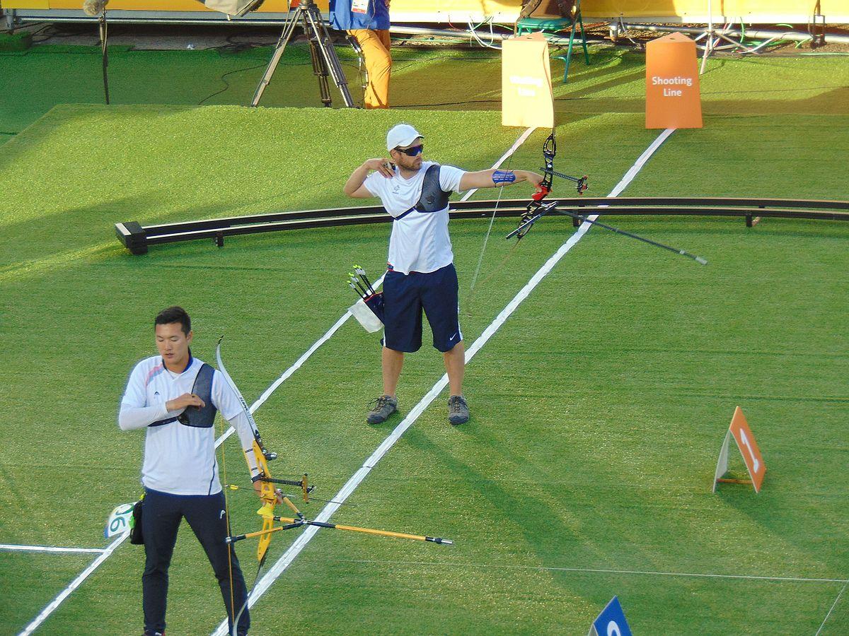 Olympische Spiele Bogenschießen