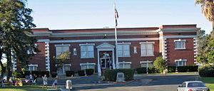 Riverview Union High School Building - Image: Riverview Union High School (Antioch, CA)