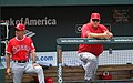 Rob Picciolo and Mike Scioscia (5971733271).jpg