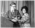 Robert B Pirie presenting award to Margaret Bush Wilson, 2 Feb 1980.jpg
