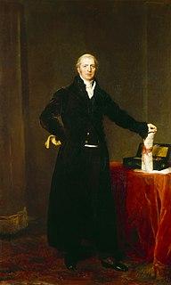 18th/19th-century British politician