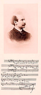 Robert Planquette French composer of songs and operettas
