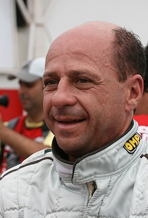 Roberto Moreno - Moreno in 2007.