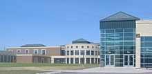 Rochester Michigan Stoney Creek High School.JPG