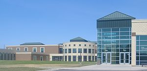 Stoney Creek High School - Image: Rochester Michigan Stoney Creek High School