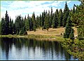 Rocky Mount N.P., Lake Irene 8-28-12 (8087110100).jpg