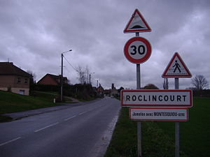 Roclincourt - Image: Roclincourt 080015