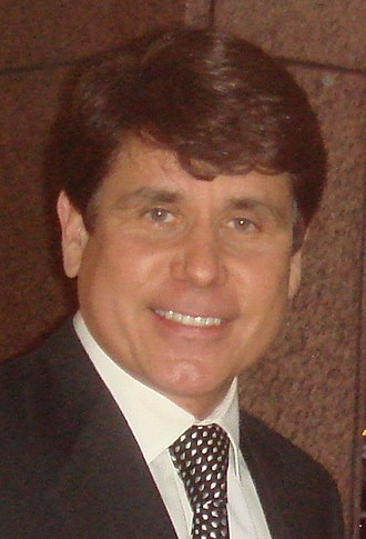 Rod Blagojevich - Image: Rod Blagojevich (2911120436) (cropped)