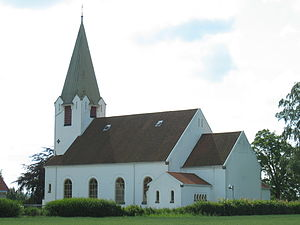 Rolvsøy - Rolvsøy church