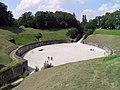 Roman Amphitheatre, Augusta Treverorum, Trier (8749116567).jpg