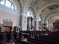 Roman Catholic parish church. Inside. - Cegléd, Hungary.JPG