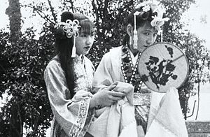 Romance of the Western Chamber (film) - Scene from the film.