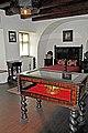 Romania-1929 - Bedroom of King Ferdinand I (7707002342).jpg
