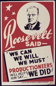 Franklin D Roosevelt Wikiquote