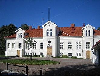 Rosengård - Image: Rosengårds herrgård, Malmö