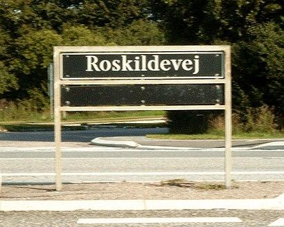 Sådan kommer du til Roskildevej med offentlig transport – Om stedet