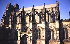 Rosslyn Chapel music score 'decoded' - Wikinews, the free news source