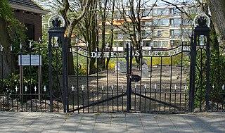 Schiebroek neighbourhood of Rotterdam, The Netherlands
