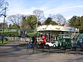 Roundabout and skateboard area, Victoria Park - geograph.org.uk - 2251792.jpg