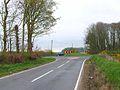 Roundabout near Leswalt - geograph.org.uk - 316948.jpg