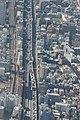 Route 4 Shinjuku Line and National Route 20 at Shibuya Ward.jpg