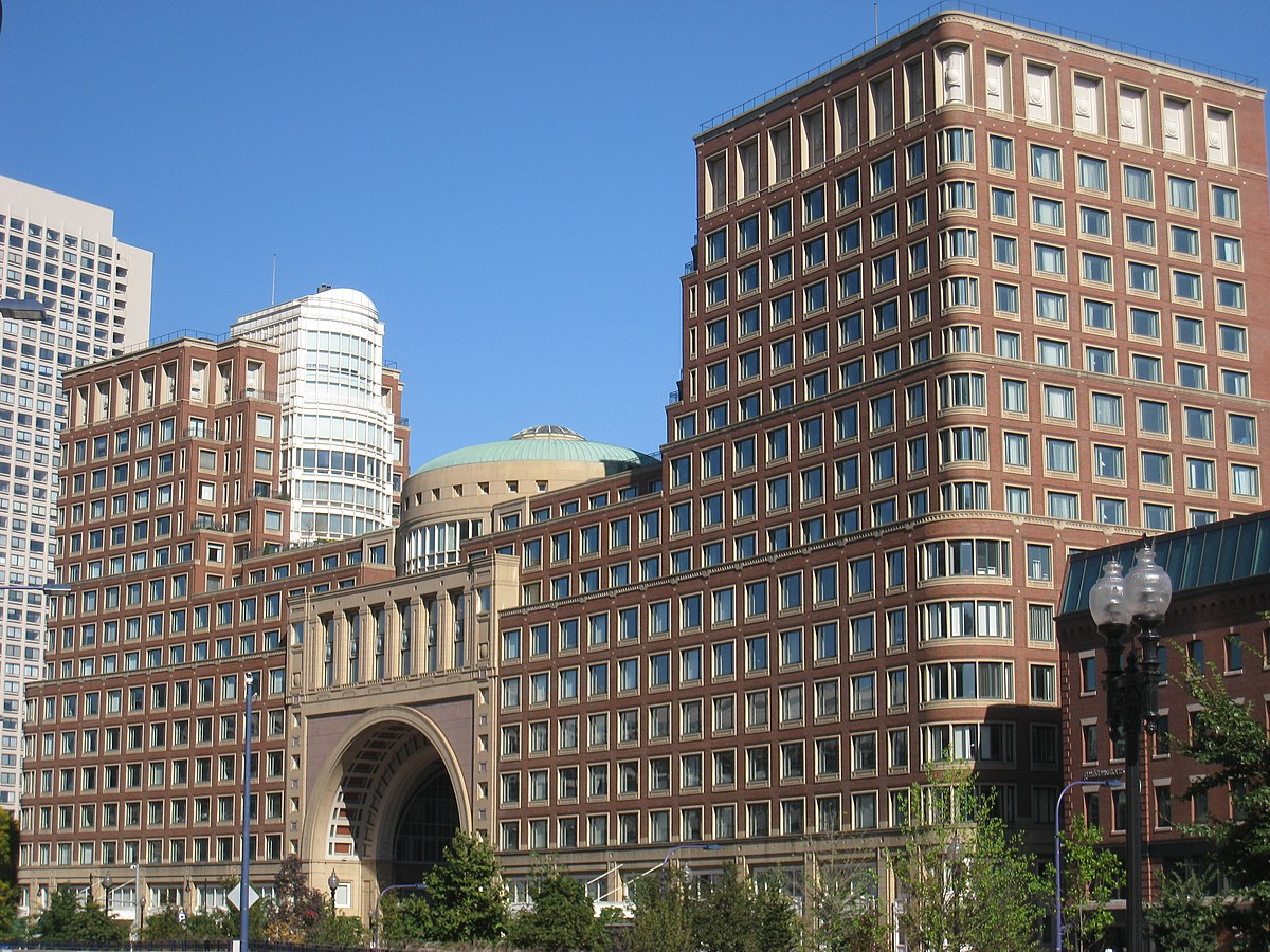 Boston Harbor Hotel - Wikipedia
