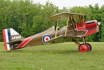 Royal Aircraft Factory SE.5 Scout, Private JP7619290.jpg