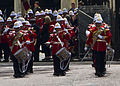 Royal Gibraltar Regiment, Changing the Guard, April 12.jpg