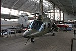 Royal Military Museum, Brussels - Agusta A109BA (11449126743).jpg