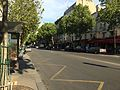 Rue du Faubourg-Saint-Antoine, Paris 5 August 2015.jpg