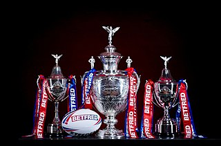 Challenge Cup Rugby league knockout cup competition organised by the Rugby Football League