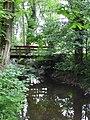Ruisseau avec pont piètons - panoramio.jpg