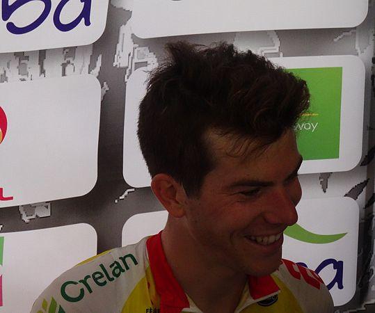Rumillies (Tournai) - Tour de Wallonie, étape 1, 26 juillet 2014, arrivée (B28).JPG