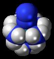 Rupentammine N2 3D spacefill.png