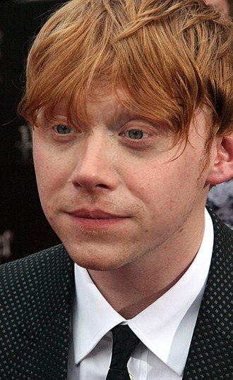 Rupert Grint - Grint at the US premiere of Harry Potter and the Deathly Hallows – Part 2 in July 2011