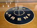 Rupp Arena center court circle.jpg