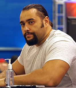 Rusev in 2015