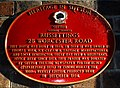 Russettings heritage sign, SUTTON, Surrey, Greater London - Flickr - tonymonblat.jpg